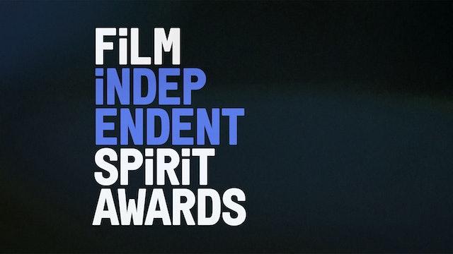 Film Independent Spirit Awards identity.
