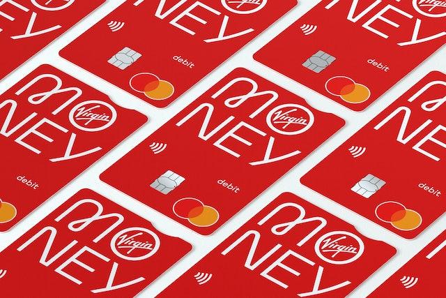 Virgin Money debit cards