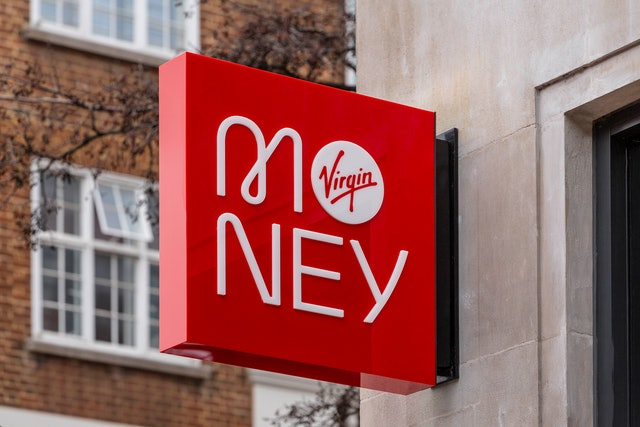Virgin Money London store
