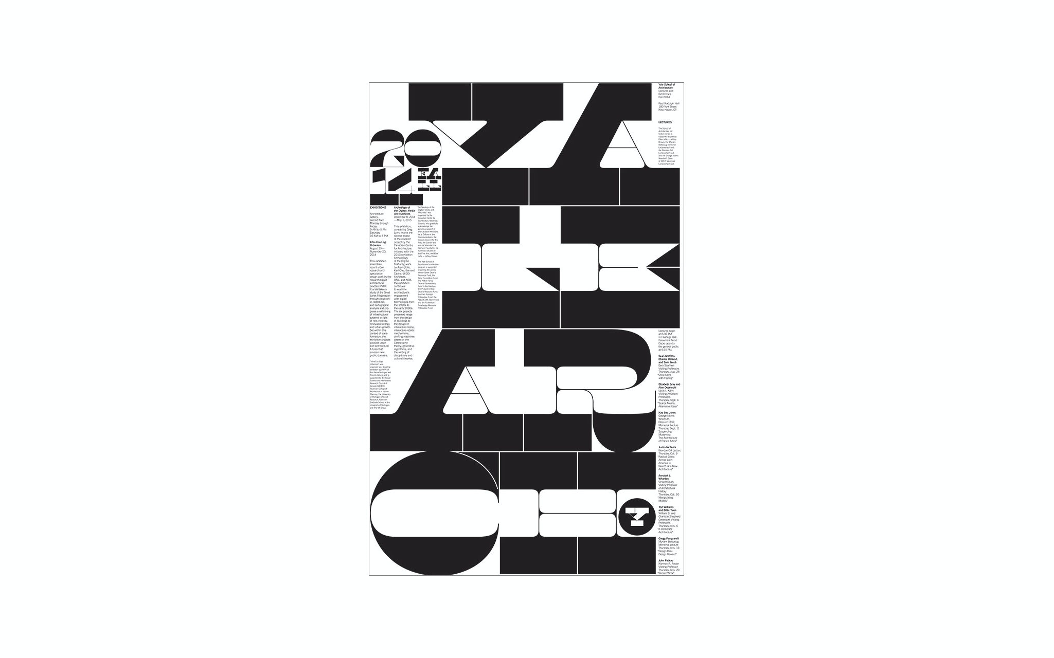 yale school of architecture — pentagram