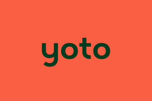 Yoto wordmark