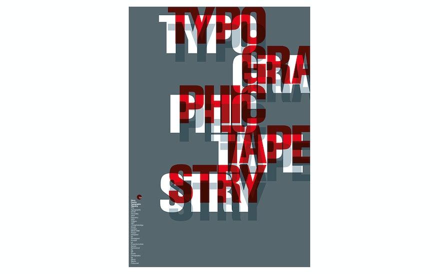 Hp Typographictapestry
