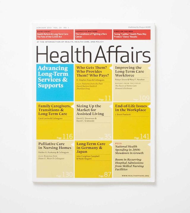 Health Affairs' — Pentagram