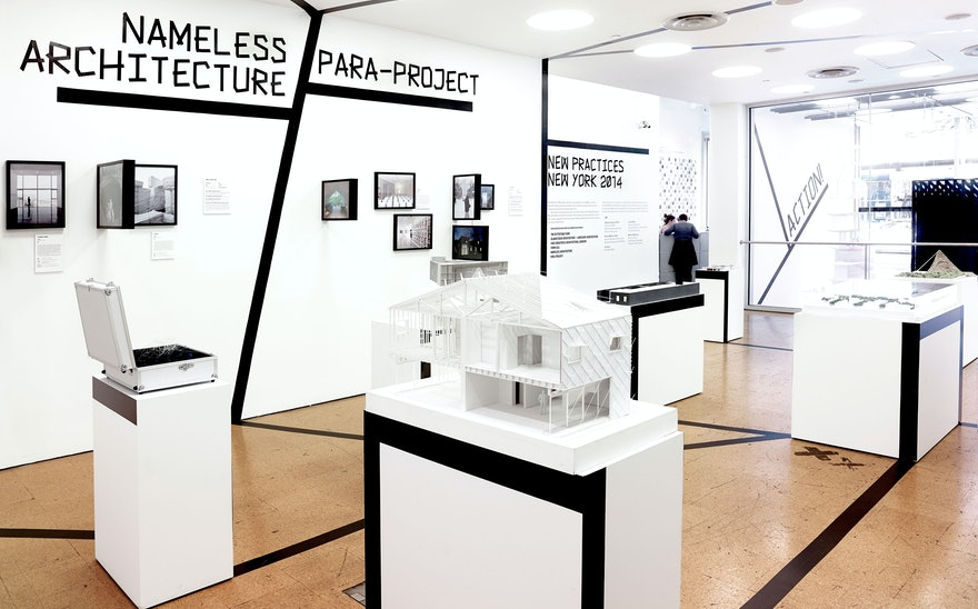 Ideny And Exhibition Design For The Biennial Compeion That Recognizes Promotes New Innovative Architecture Firms