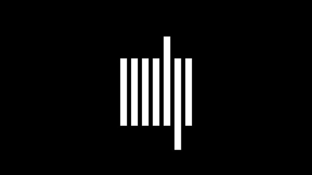Animated take on Cooper's MIT Press colophon, originally designed in 1962-1963.