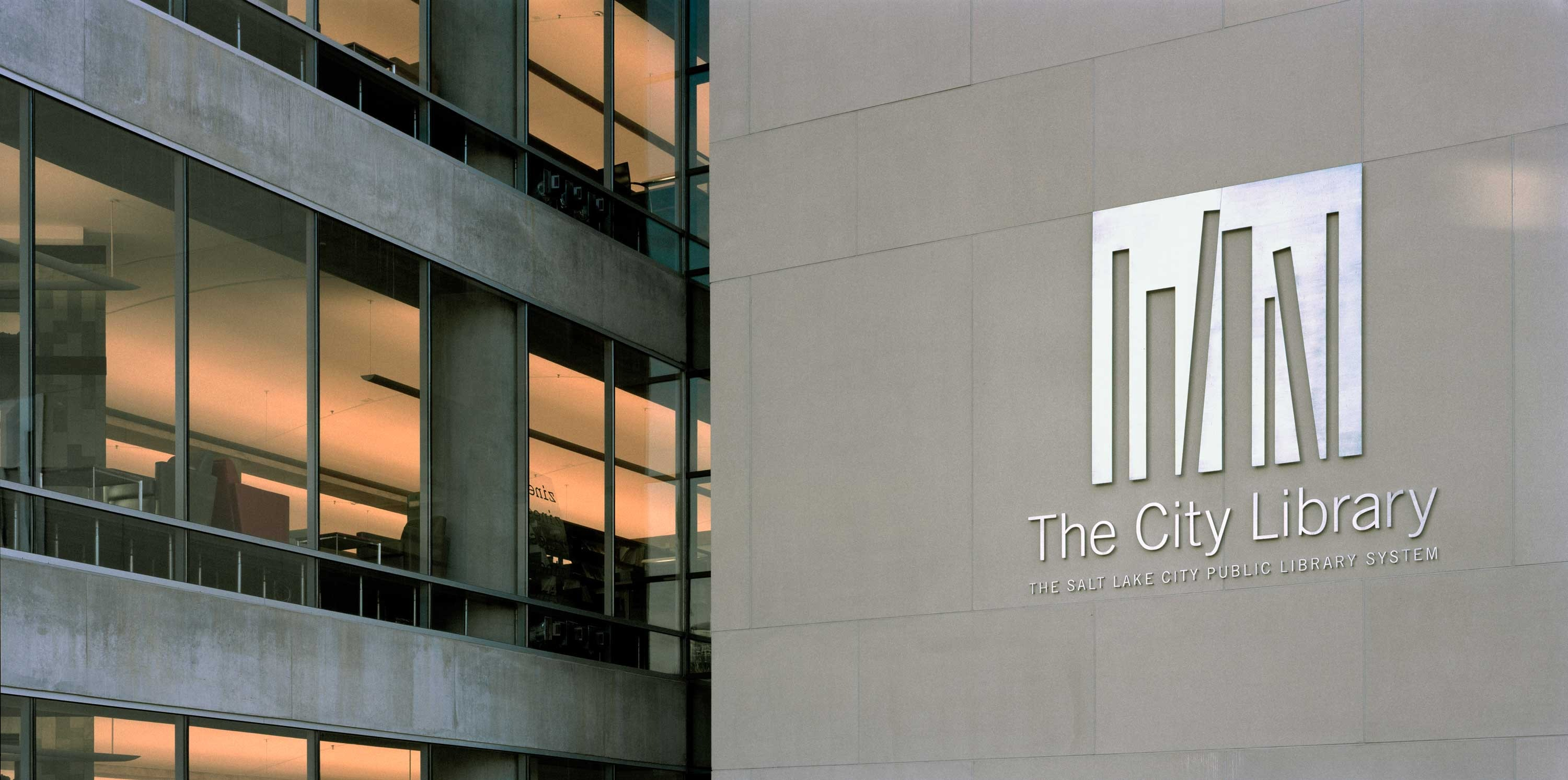 Good Identity, Signage Program, And Website Design For The Cityu0027s Main Library  Building.