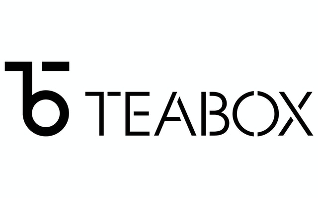 The Teabox mark and logotype.