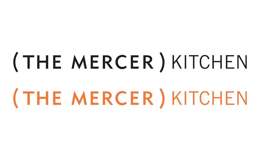 mercer kitchen pentagram