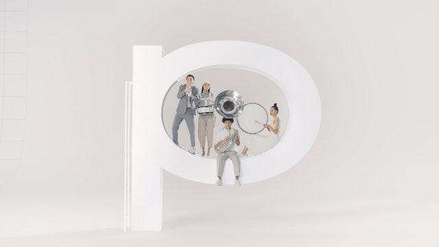 """""""Oppolence"""" brand identity film directed by Studio Lernert & Sander."""