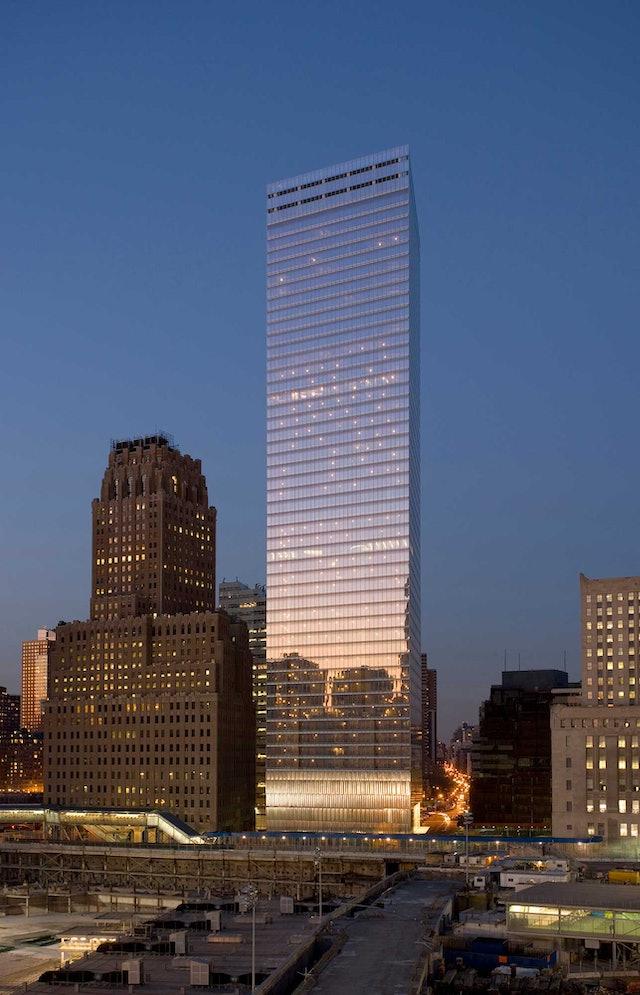 7 World Trade Center — Pentagram