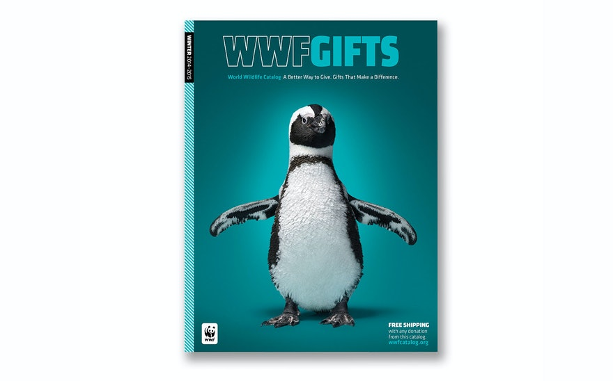 World Wildlife Fund Gifts Story Pentagram