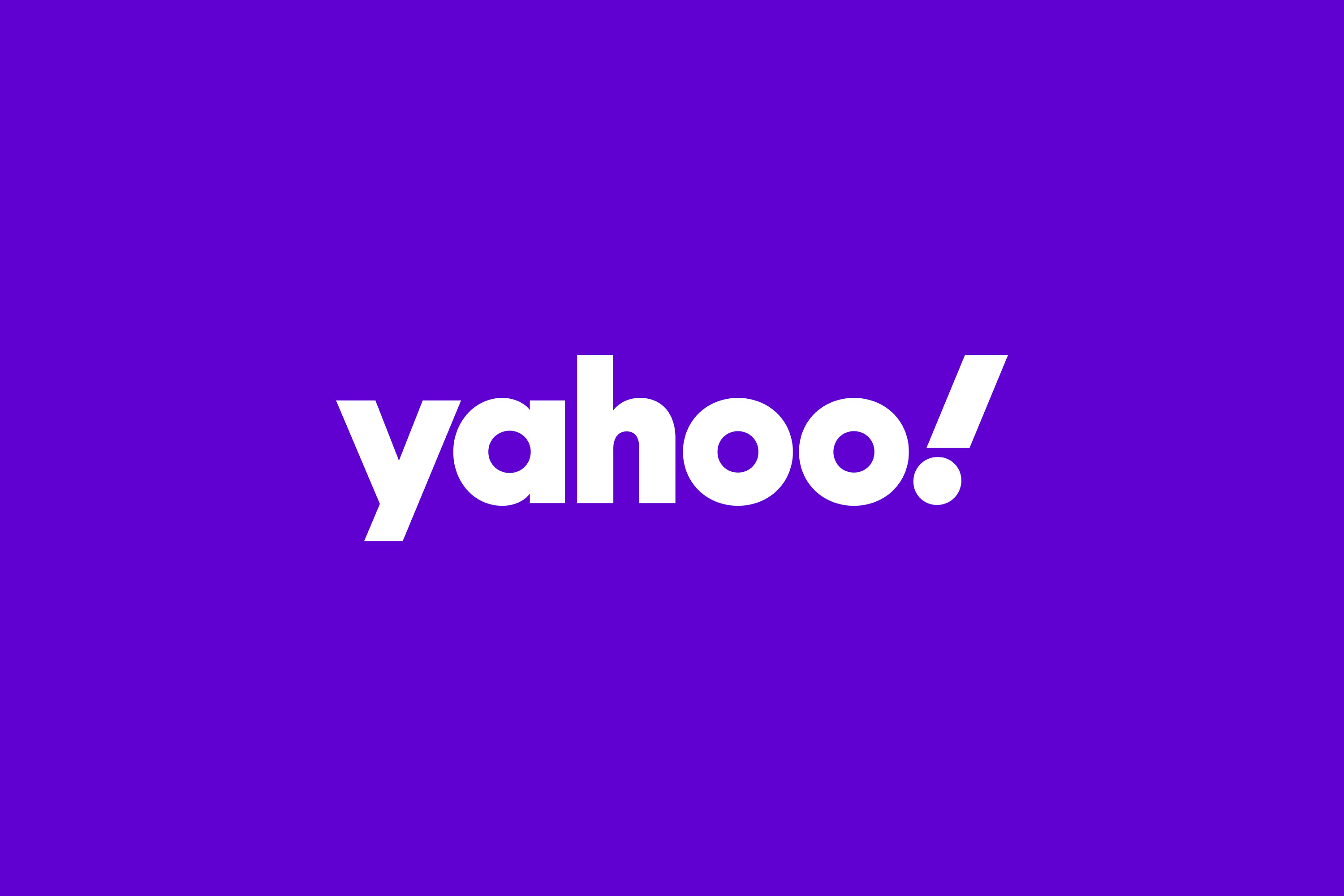 Yahoo! – Brand Refresh by Pentagram