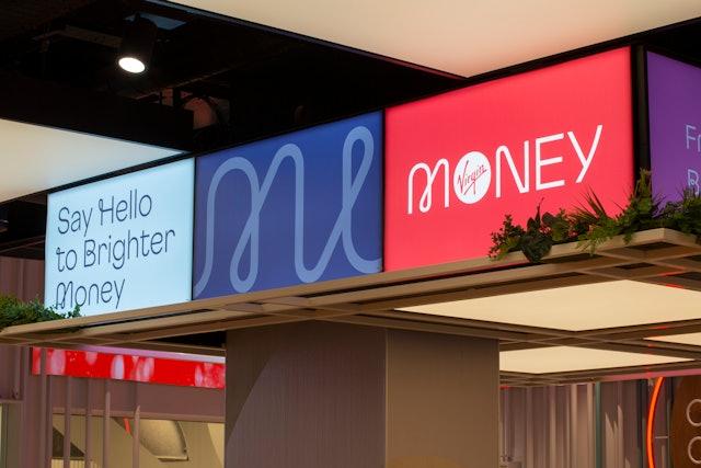Virgin Money store London