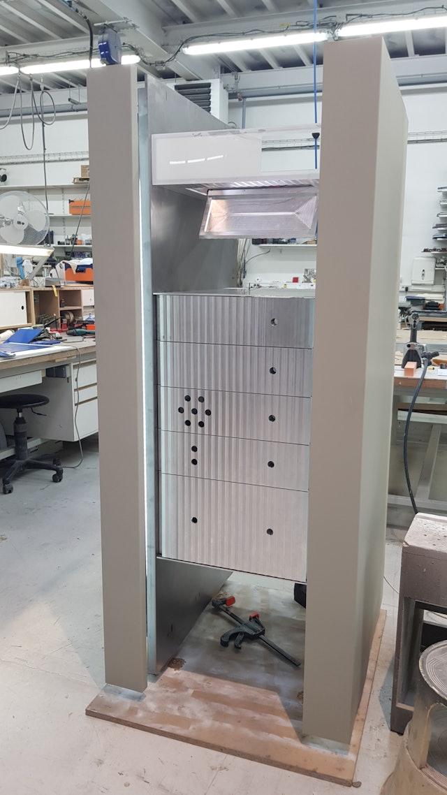 Single photon source control unit