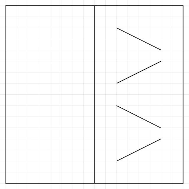 16 x 16 icon grid
