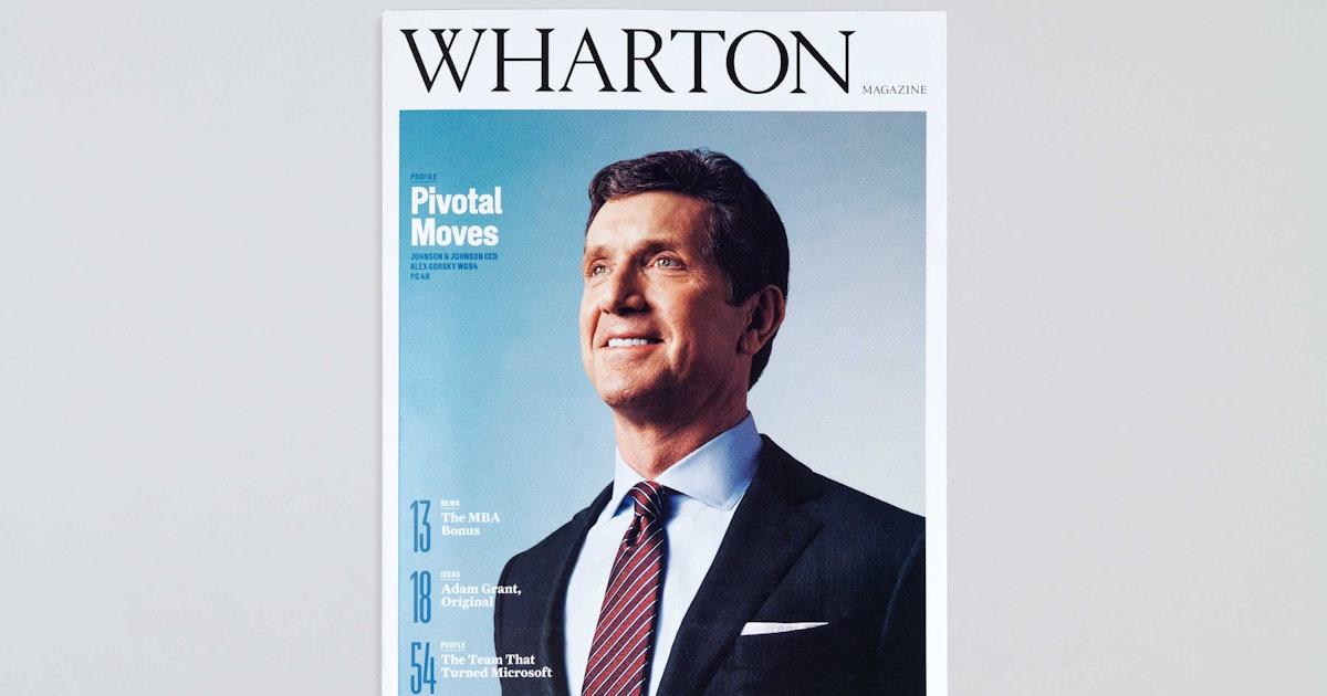 Wharton Product Design
