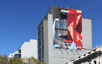 Art Basel Cities Building Outdoor