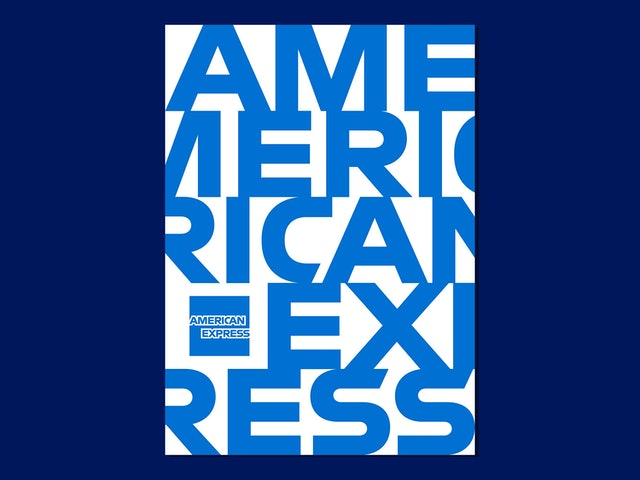 American Express — Story