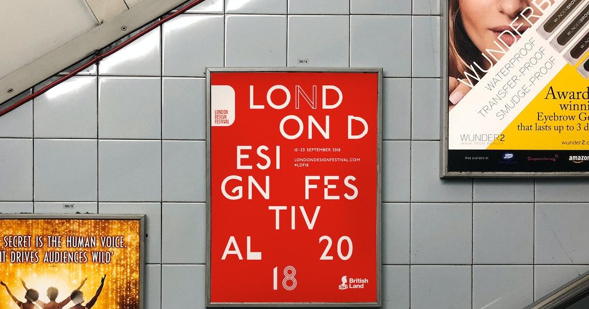 London Design Festival 2018 — Story — Pentagram