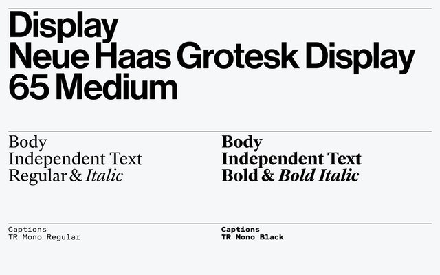 MIT Technology Review' — Story — Pentagram