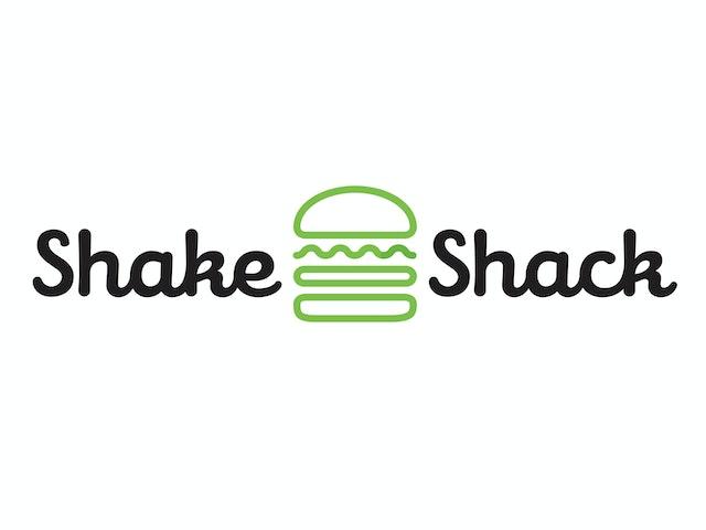 Shake Shack Logo shake shack — story — pentagram