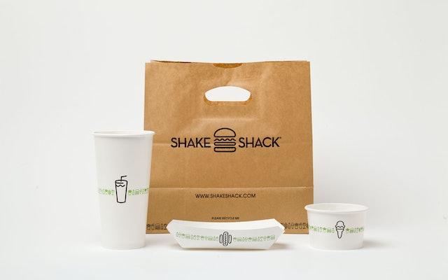 Packaging is simple and elegant.