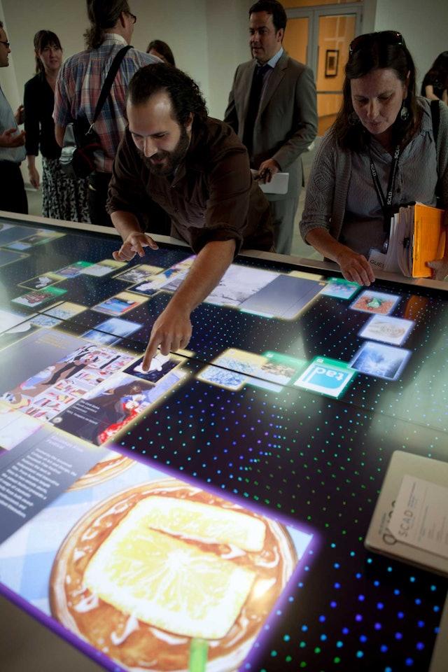 Scad museum of art pentagram for Solidworks design table zoom