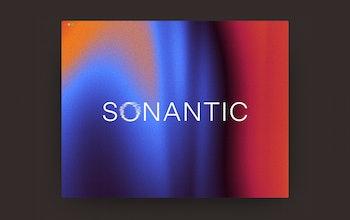Sonantic Splash Screen In Context