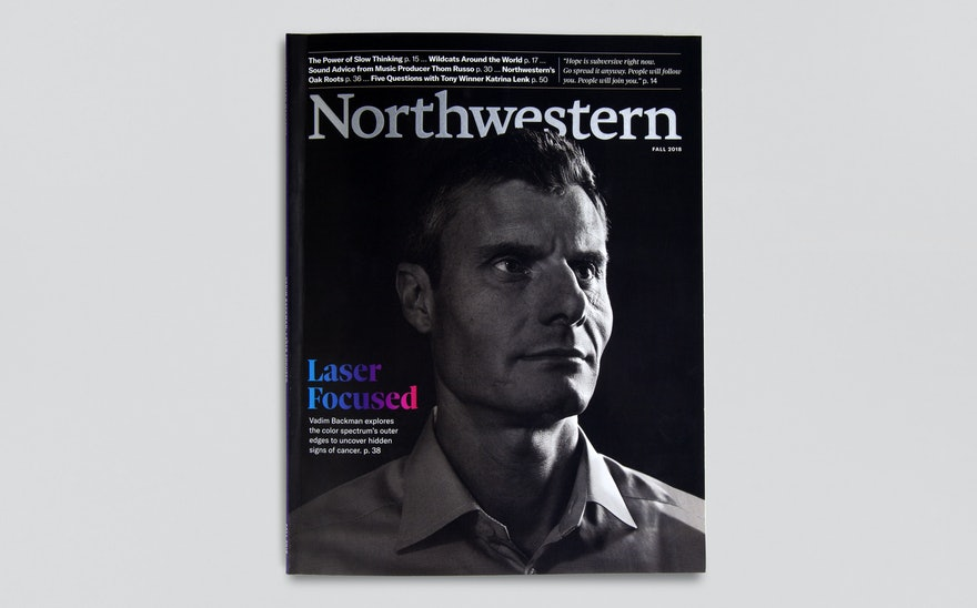 Lh Northwestern Magazine Fall 2018 001