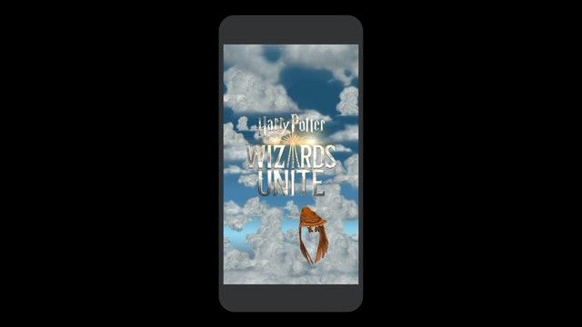 HARRY POTTER: WIZARDS UNITE, PORTKEY GAMES, WIZARDING WORLD characters, names and related indicia © and ™ Warner Bros. Ent. WIZARDING WORLD and HARRY POTTER Publishing Rights © J.K. Rowling. © Niantic, Inc. (s20)