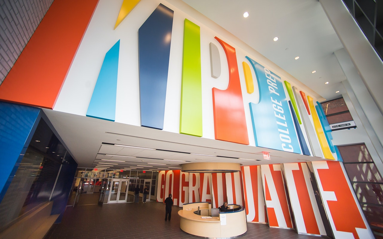 Kipp Nyc College Prep High School Pentagram