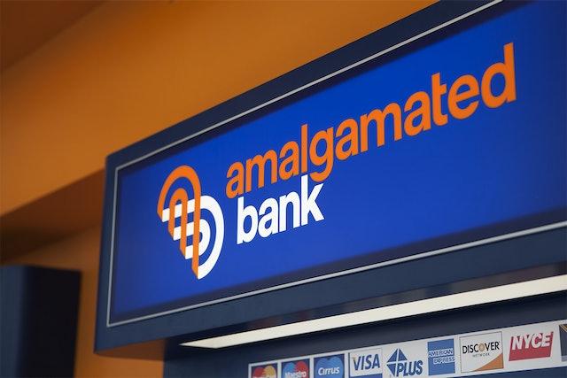 ATM graphics.