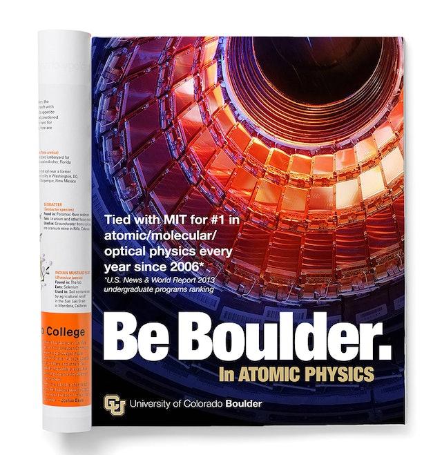 University of Colorado Boulder — Story — Pentagram