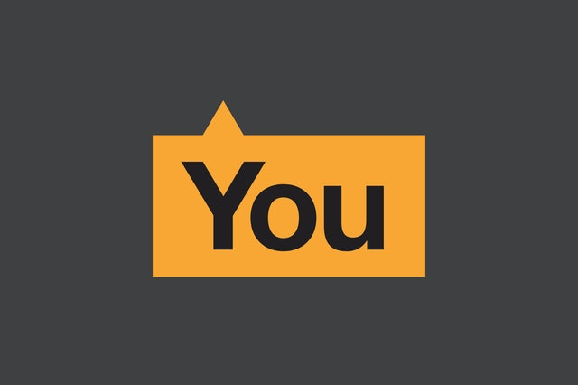 'You' icon that locates the user on the map.