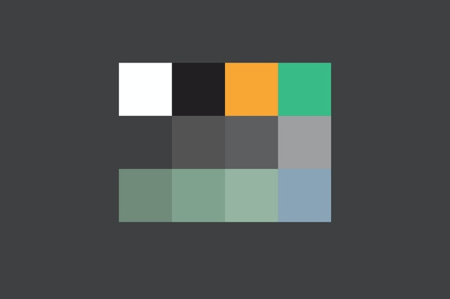The program's palette is inspired by the colors of the city.
