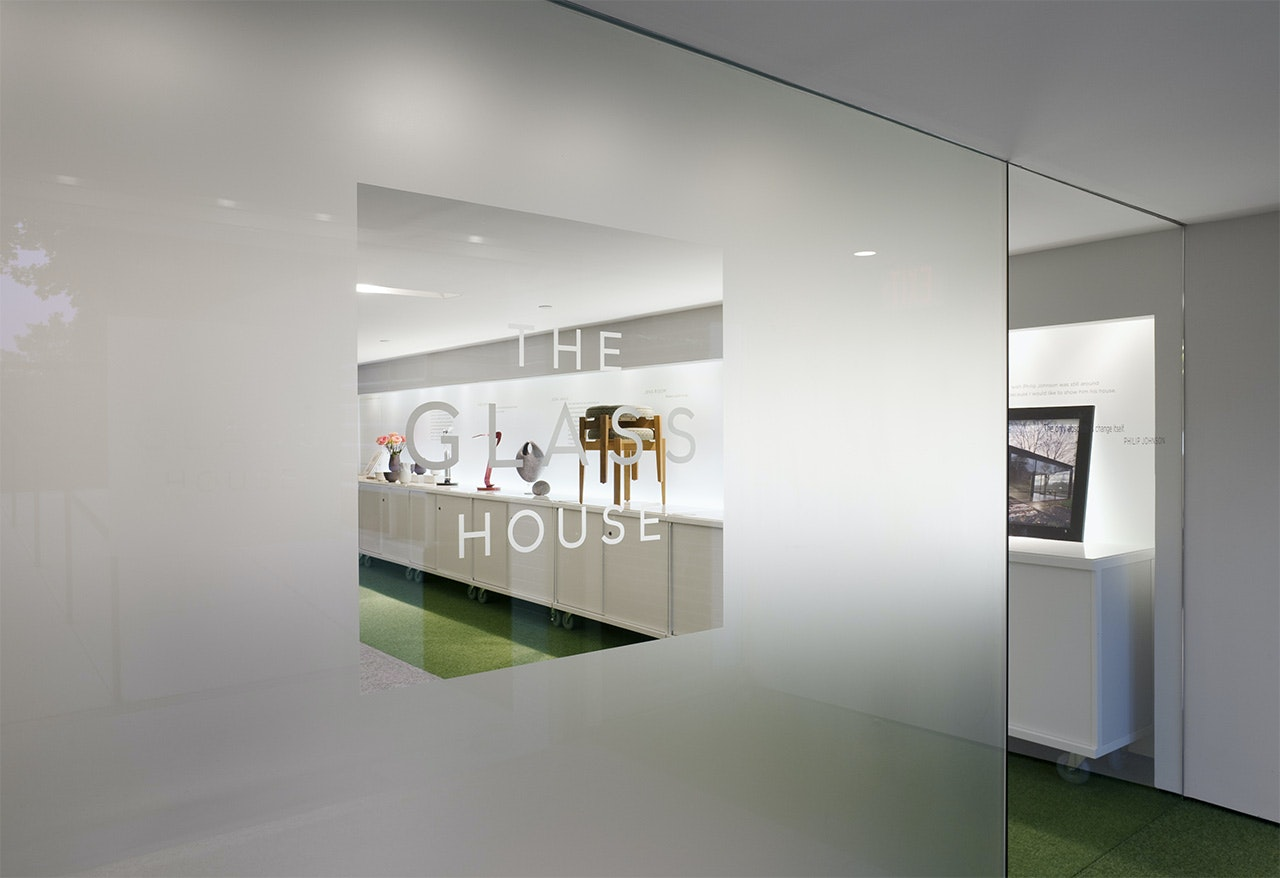 Identity, Interior And Print Material Design For Philip Johnsonu0027s Iconic  Residence In New Canaan, Connecticut, Now Part Of The National Trust For  Historic ...