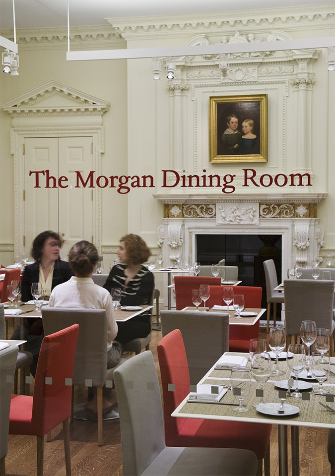 Good Amazing Morgan Library Dining Room Contemporary   Best Inspiration .